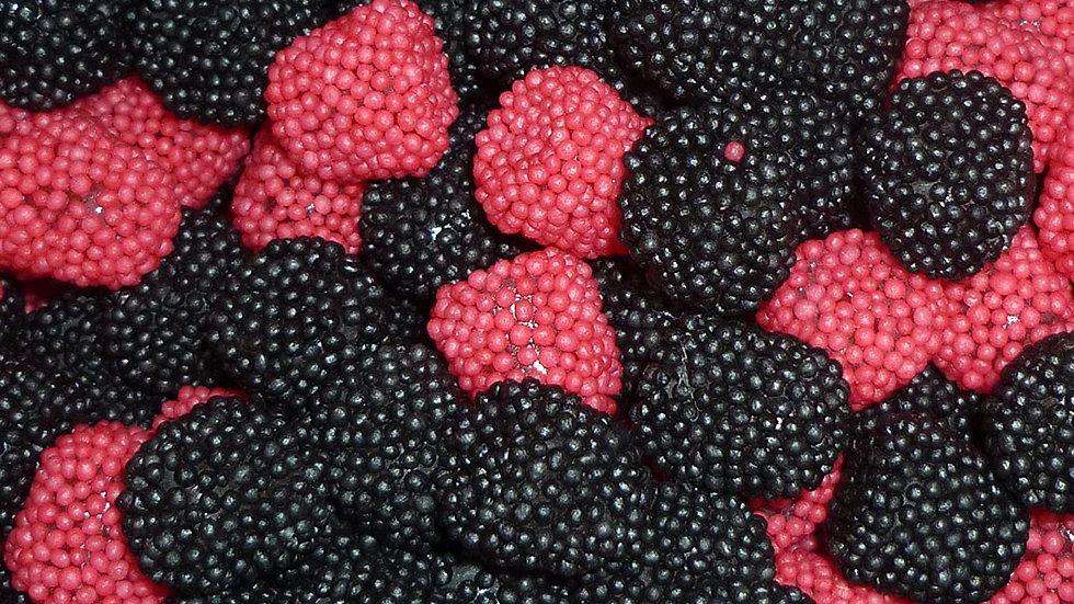 Blackberry, Raspberry and Rainbow Berries - Mixed