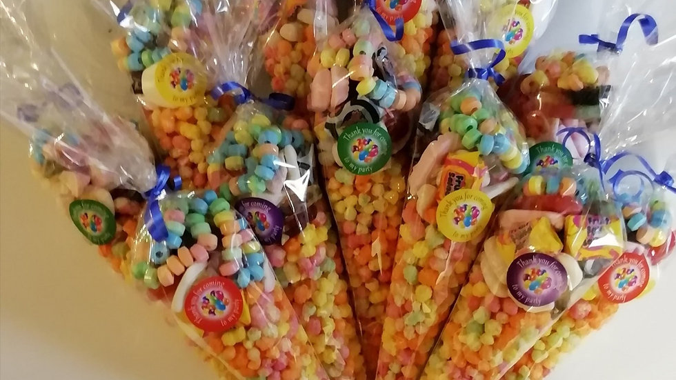 Sweet cones - Large
