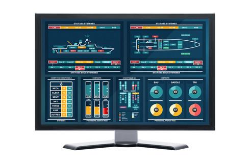 N3URDN Neuron3D agence design saguenay quebec canada design produit product design IHM MMI user interface software desktop computer DCNS