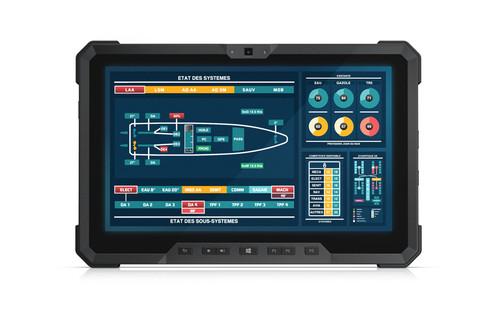 N3URDN Neuron3D agence design saguenay quebec canada design produit product design IHM MMI user interface tablet software DCNS