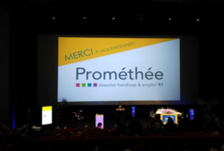 Prométhée 41partenaire des entreprises du Loir et Cher !!