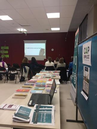 Journée de sensibilisation aux troubles de l'apprentissage