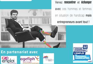Handicap & entrepreneuriat, c'est possible !