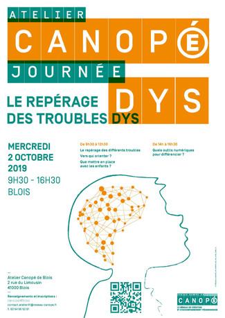 JOURNÉE DYS  /  2 OCTOBRE