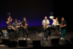 Axes, Europe Jazz Conference , CCB, 14-0