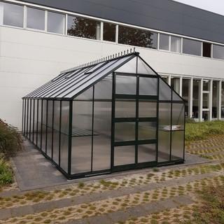 Kweekkas aluminium zwart BT 200