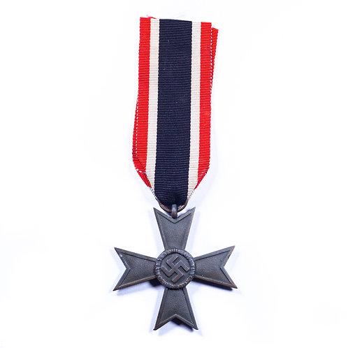 WWII German War Merit Cross, 2nd Class (w/o swords)
