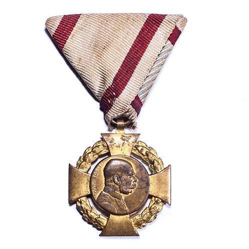 Austria-Hungary, Franz Joseph 1908 Jubilee Cross