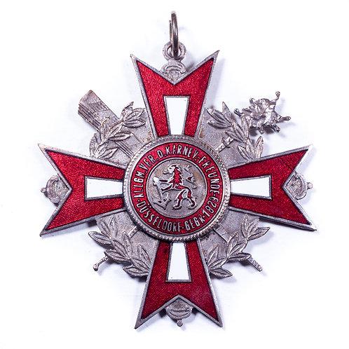 German Fasching/Karneval Medal from Dusseldorf