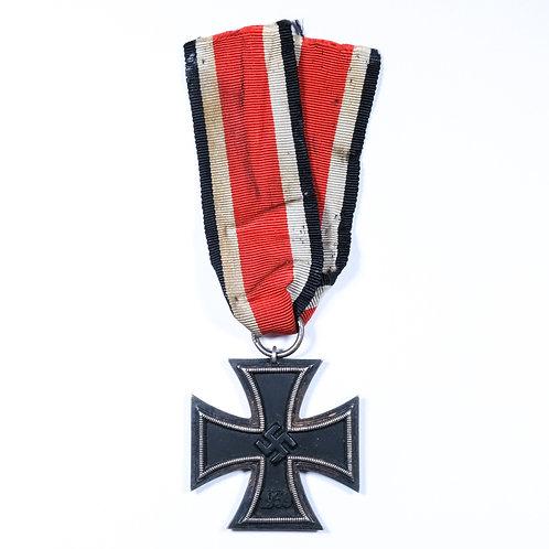 WWII German, 1939 Iron Cross 2nd Class (55 / Hammer & Söhne)