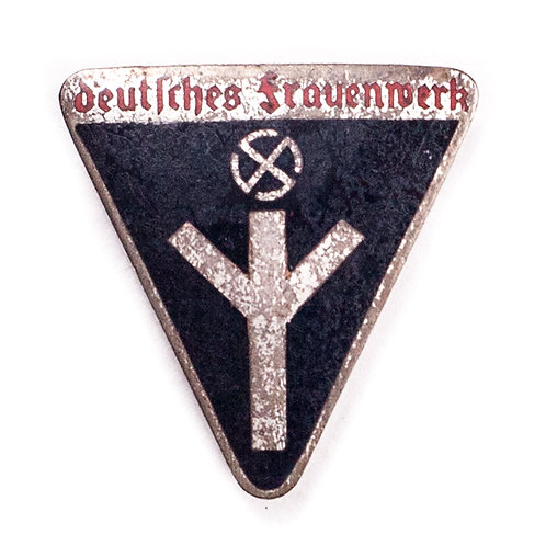 Frauenwerk Badge (Friedrich Orth,Wien.)