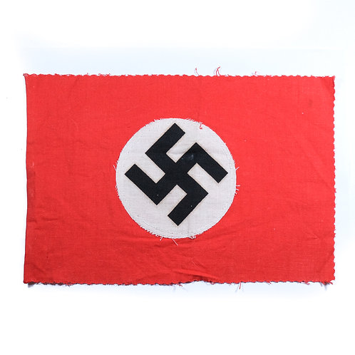 WWII German NSDAP Window/Event Flag