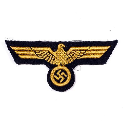 Unissued EM/NCO Kriegsmarine Breast Eagle