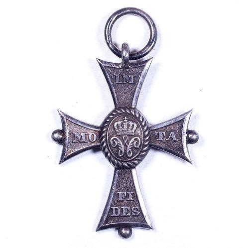 Braunschweig Order Of Henry The Lion (2nd Class Merit Cross)