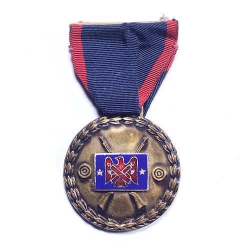 US National Guard Bureau Shooting Competition Medal (1938)