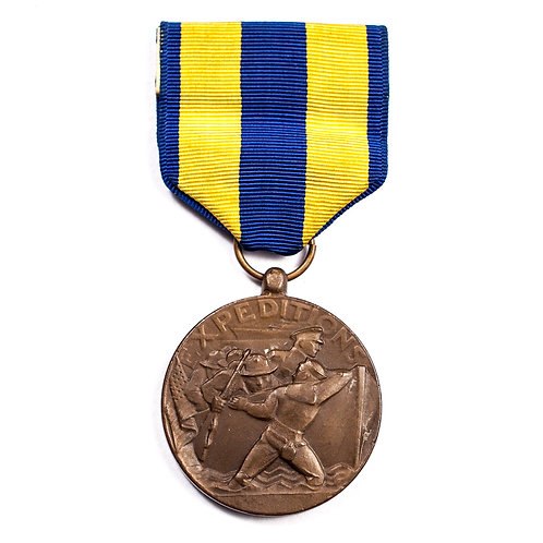 US Navy Expedition Medal