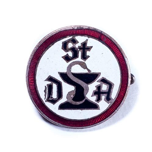 WWII German Association of Pharmacists Membership Badge