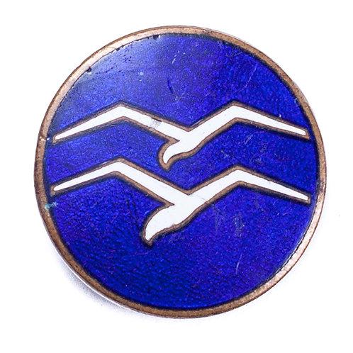 NSFK Glider Proficiency Badge, Grade B.