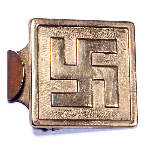 Early NSDAP Sympathizer Belt Buckle