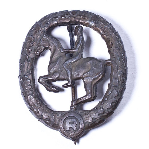 German Horseman's Badge (Bronze Grade)