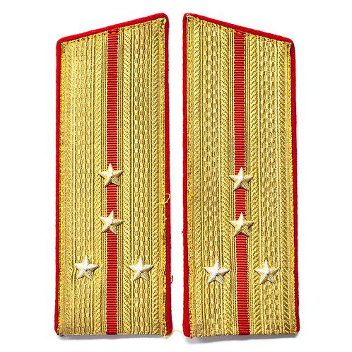 Army Parade Shoulder Boards (Captain)