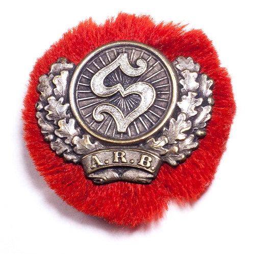 Soliarity A.R.B Membership Badge