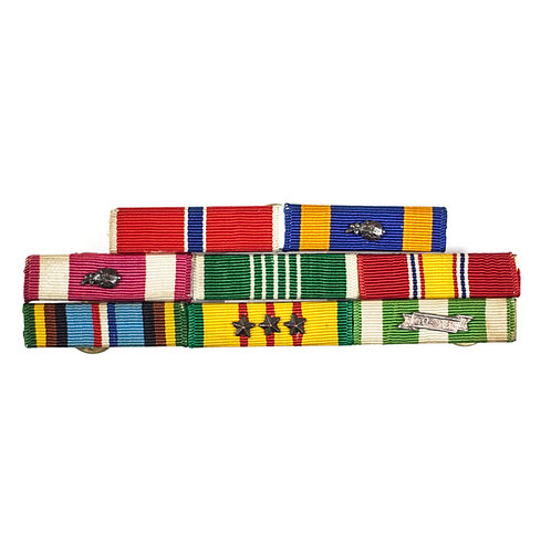 Large Vietnam Era Ribbon Bar