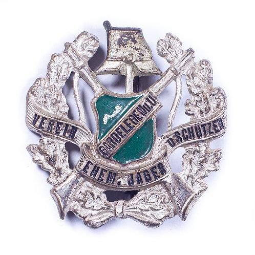 WWI German Veterans Organization Badge (Gardelegen)