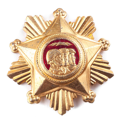 Order of Military Service Honor, 1st class (2)