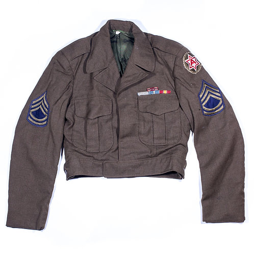 US Sixth Army Ike Jacket (Korean War era)