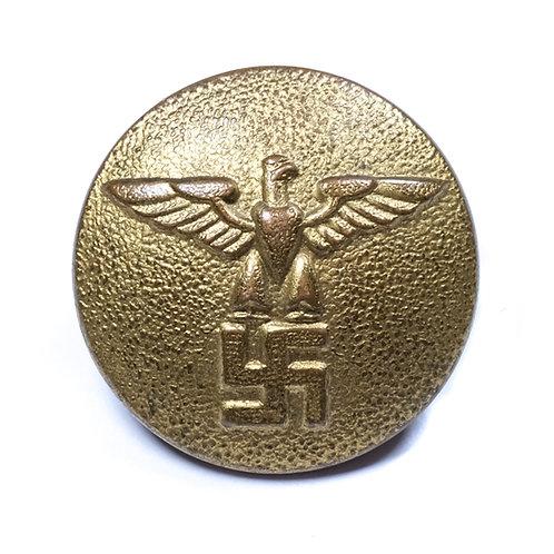WWII German NSDAP Political Leader's Uniform Button