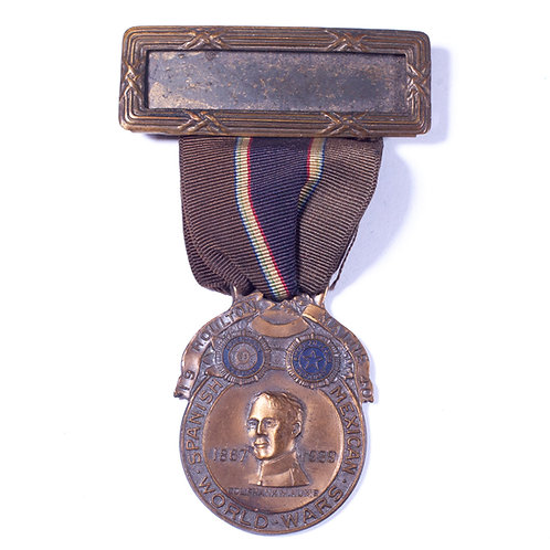 American Legion Medal, Houlton ME, 1940
