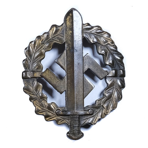 WWII Germany, SA Sports Badge in Bronze (Type 3)
