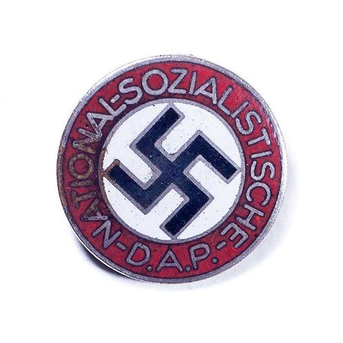 WWII German NSDAP Membership Badge (RZM M1/14)