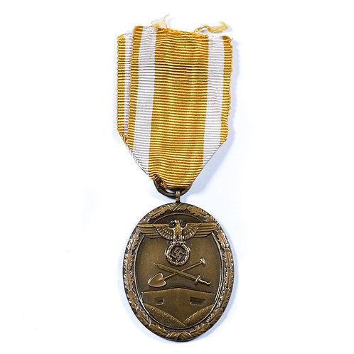 WWII German Westwall Medal