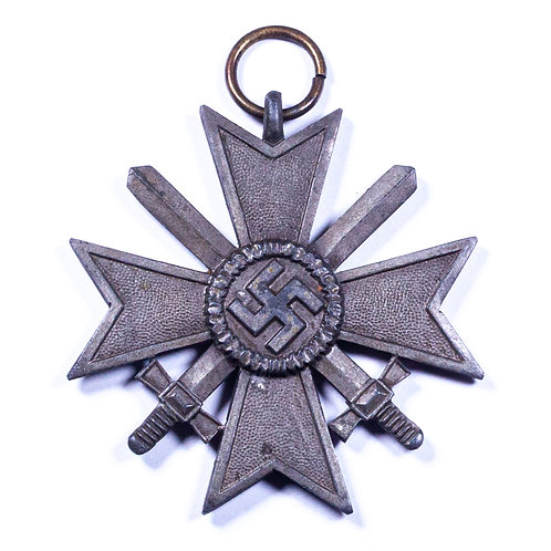 WWII German War Merit Cross, 2nd Class (w/ swords)