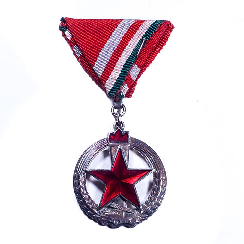 Medal for Distinguished Service in the Fire Brigades of Hungary (2nd Class)