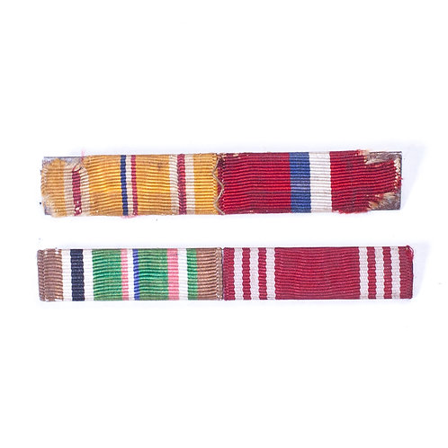 WWII US Ribbon Bars