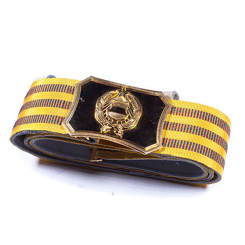 Hungarian People's Army Officer's Parade Belt & Buckle