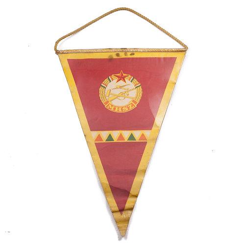 Hungarian Defense League (MHSZ) Pennant
