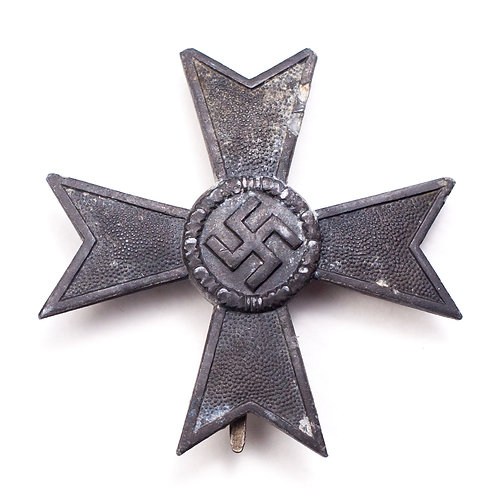WWII German War Merit Cross, 1st Class (Deumer)