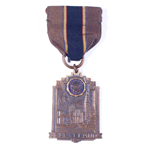 American Legion 18th National Convention Medal, Cleveland 1936
