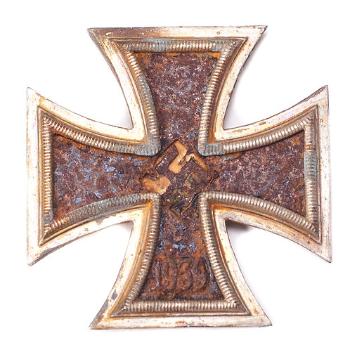 1939 Iron Cross 1st Class, Unmarked.