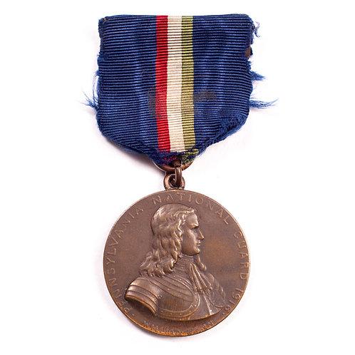 Pennsylvania National Guard, Mexican Border Service (1916/1917) Medal