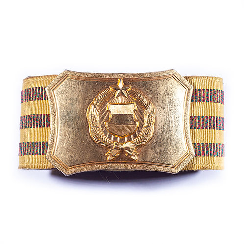 Hungarian Army Officer's Parade Belt