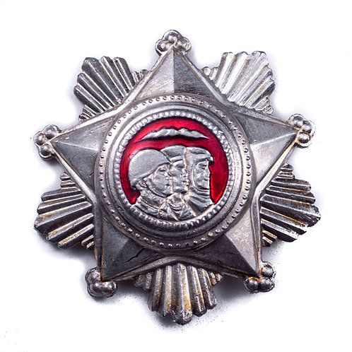 Order Of Military Service Honor, 3rd Class (2)