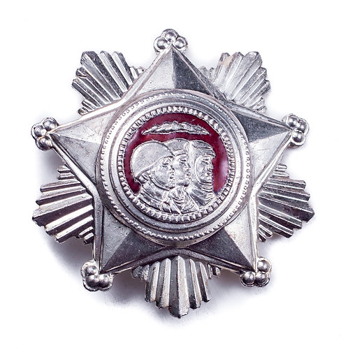 Order Of Military Service Honor, 3rd Class (3)