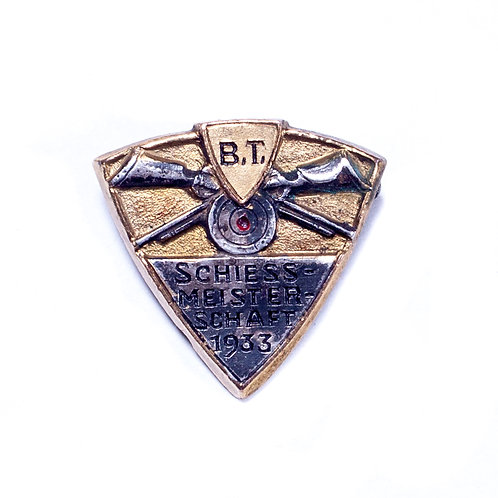 WWII German Shooting Competition Badge
