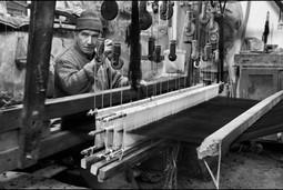Persian Silk Weaving