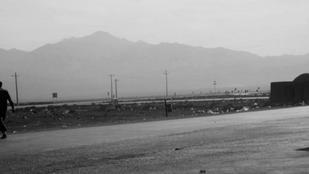 Iranian Desert walk